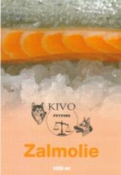 Kivo Zalmolie puur  250 ml