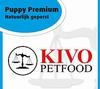 Kivo Puppy natuurlijk geperste brok 15 Kg