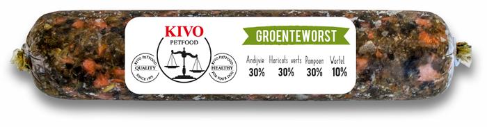 Kivo Groentenmix 250 gram